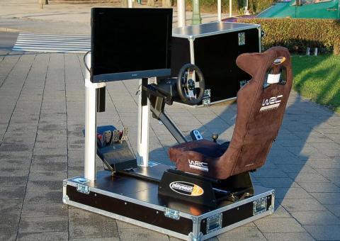 simulateur automobile